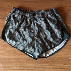 Nike Pro shorts - such a cool pattern!!